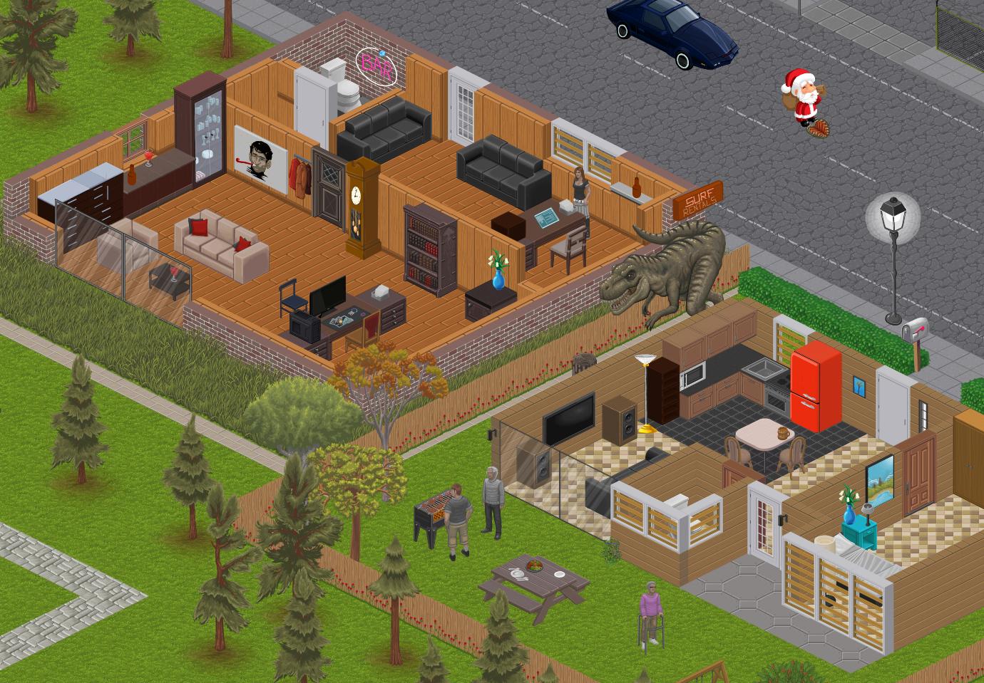 Screenshot of Buildy