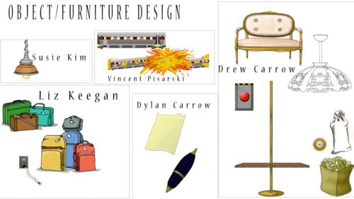 Object/Furniture Design